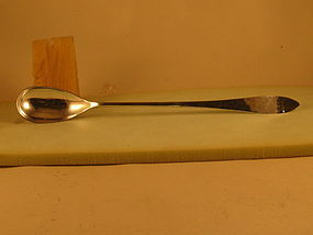 Stirring spoon by Old Newbury Crafters