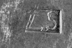 Teaspoon by LS, circa 1810