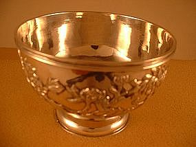 Chinese bowl by Tuck Chang, late 19th century
