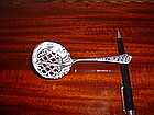 Bonbon spoon marked F.W.Sim&Co.; circa 1900