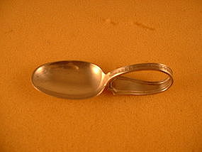 Child's spoon by Gorham