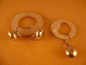 2 Teething rings