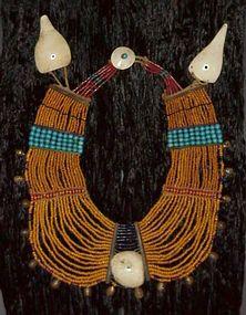 Naga,  Ceremonial Necklace,  Phome Tribe