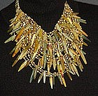 Susan Green, Serpentine Necklace