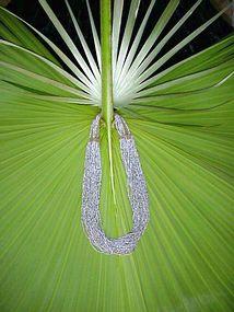 Naga, Chevron Bead, Necklace