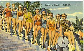 """""""Peaches in Florida"""""""