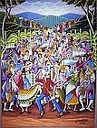 Gerard Valcin, Haitian Master,
