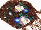 Victorian Evening Bag Beadwork