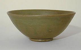 A Chinese Celedon Bowl