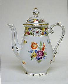 Dresden Schumann Coffee  Pot