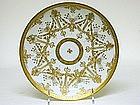 Set Of 19th C Austrian Handpainted  plates