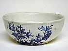 Early English Transfer-print Bowl