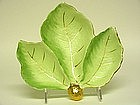 Vintage Royal Winton Large Leaf Shaped 