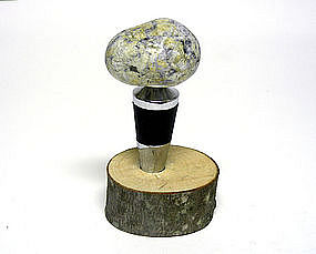 Organic Sea Stone Bottle 