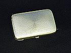 Silver Enamel Cigarette Case David Andersen, 1925