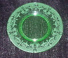 "Cambridge BYZANTINE 8"" Luncheon Plate, Light Green"