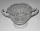 Cambridge ROSE POINT #3500/14 Sugar Bowl, Crystal
