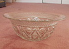 "Imperial CAPE COD 10 3/4"" Belled Fruit Bowl, Crystal"