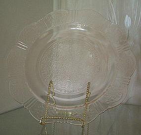 MacBeth-Evans AMERICAN SWEETHEART Dinner Plate, Pink