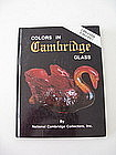 Colors in Cambridge Glass Identification & Value Guide