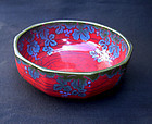 German Jugendstil bowl by Waechtersbach