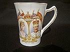 Silver Jubilee mug, 1935.