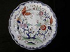 Chamberlains Worcester plate,