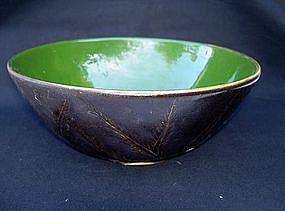 Salad bowl by Kahler