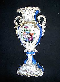 A French 19th century vase in the style of Jacob Petit