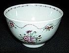 A Famille Rose tea bowl