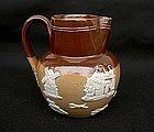 Royal Doulton stoneware small jug