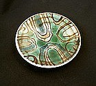 Poole Pottery Studio ware small dish