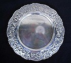 German WMF large silver plated dish