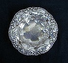 Art Nouveau sterling silver bowl by Whiting