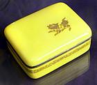 Japanese Cloisonne Enamel Box - Ando