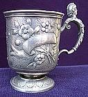 A 800 Silver Ritual Mug