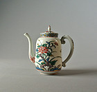 Japanese Kutani Tea Pot