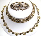 Elegant Transitional Demi-Parure, WMF