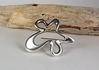H. Koppel for Georg Jensen Sterling Silver Brooch 321