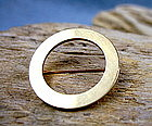 Vintage Tiffany & Co 14K gold pin