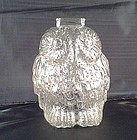 Hocking Glass Wise Old Owl Bank