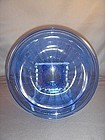Hazel Atlas Ritz Blue Mixing Bowl 7 1/2 ""