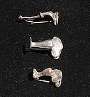 Roman Bronze Fibula, Clothing Fastener