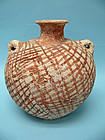 Early Bronze Age Pottery Amphora