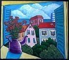 Dreaming of My Tel Aviv Days, by Jonathan Kis-Lev