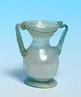 Roman Glass Amphora