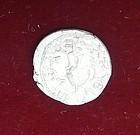 Shimon Bar Kochba Silver Denarius, Zuz