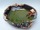 Japanese Sumida-gawa Porcelain / Pottery Bowl