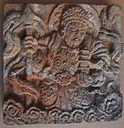 Gwangmok-Cheon Wang of 4 Havenly Kings (King of  West)