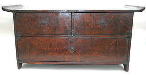 Very Fine/Rare Scholar�s Reading/Writing Desk-18th C